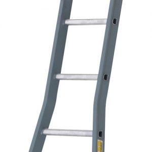 Glasbewassing met een ladder