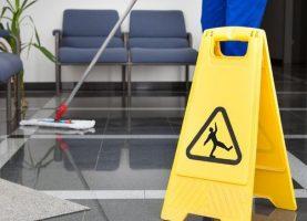 schoonmaakdiensten