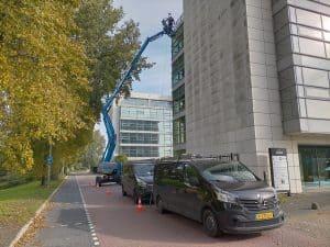 Glazenwasser Heemskerk